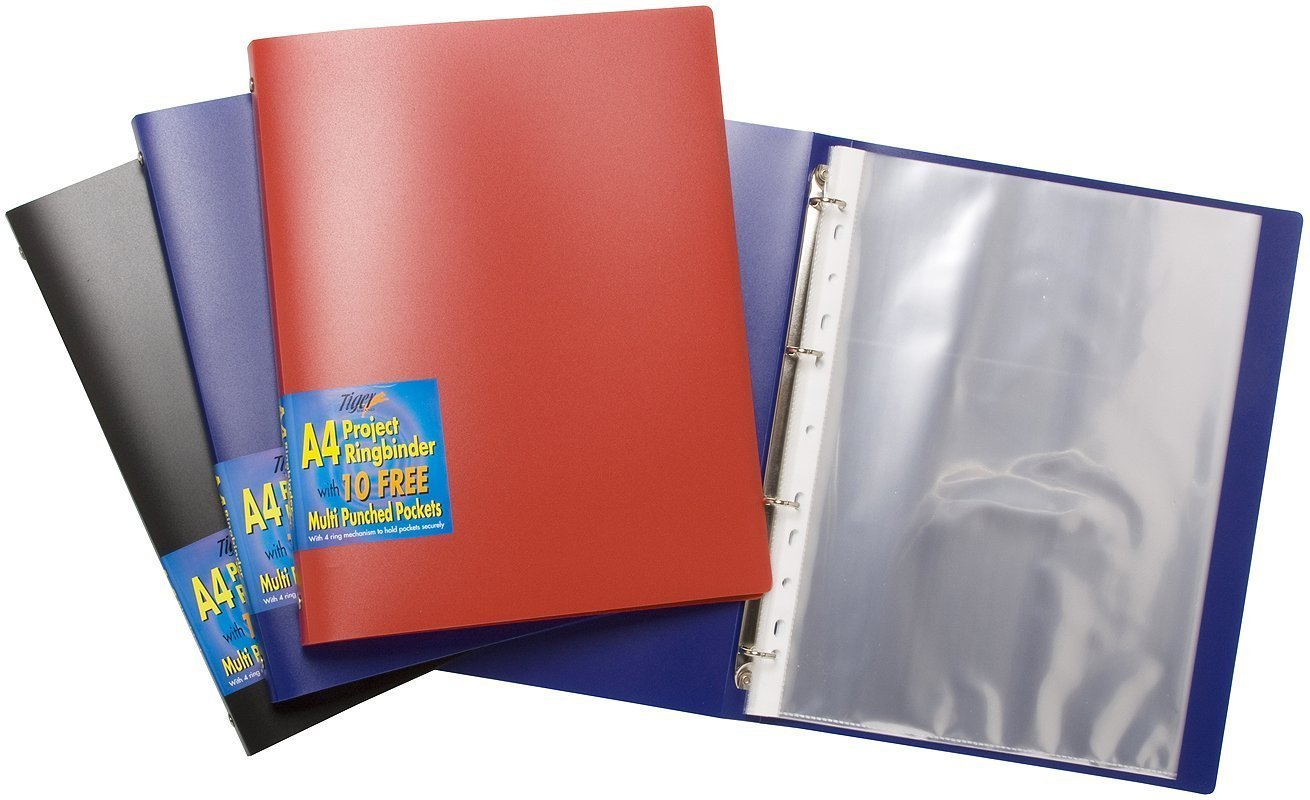 Cheap Ring Binder Folder