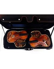 The Violin Store Double Violin Case premium quality