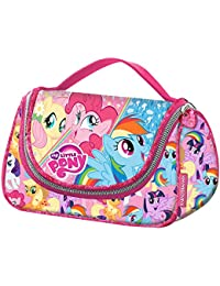 Karactermania My Little Pony Cute Bolsa de Aseo, 20 cm, Rosa