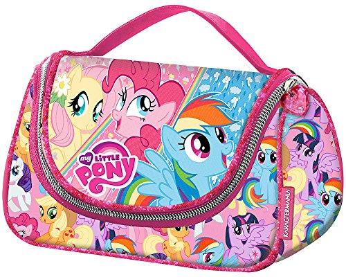 karactermania-my-little-pony-cute-borsa-cosmetici-tesoro-21-cm-rosa
