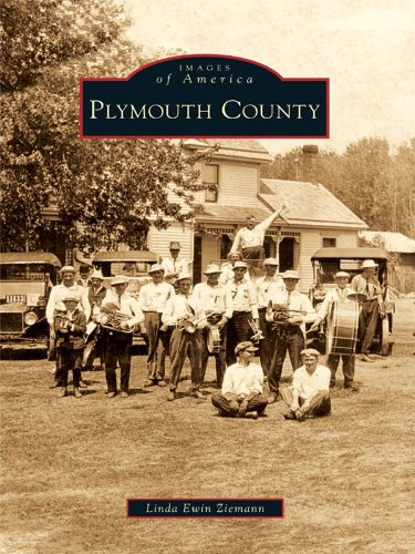 Plymouth County (Images of America) (English Edition)