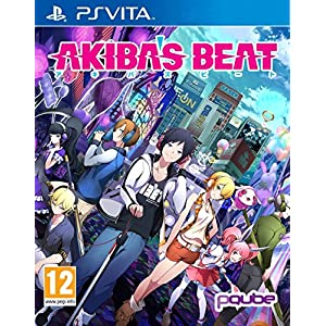 Akiba's Beat (PlayStation Vita) [UK IMPORT]