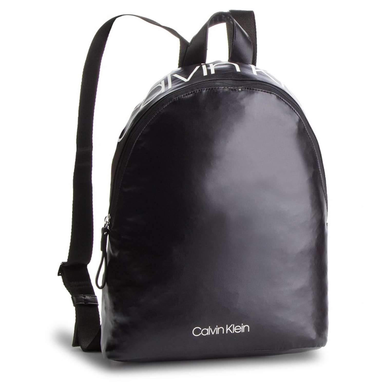 Calvin Mujer NegroMochilas Online Escolares Klein Backpack Essentials L54AjR