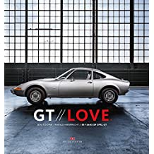 GT Love: 50 Years Opel GT