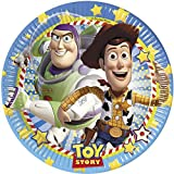 Toy Story Star Power Paper Plates - 8 Pack