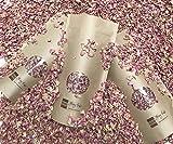 Confetti de pétales naturels 1litre, biodégradable, plusieurs options de couleur, de type et de mélange disponibles