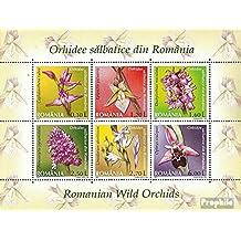 Rumania Block394 (completa.edición.) 2007 salvajes orquídeas (sellos para los coleccionistas)