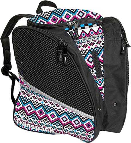Transpack Ice Tasche, Kinder Jungen damen Herren Aztec Model (Mädchen Für Skating-taschen)