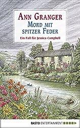 Mord mit spitzer Feder: Ein Fall für Jessica Campbell (Jessica Campbell ermittelt 4)