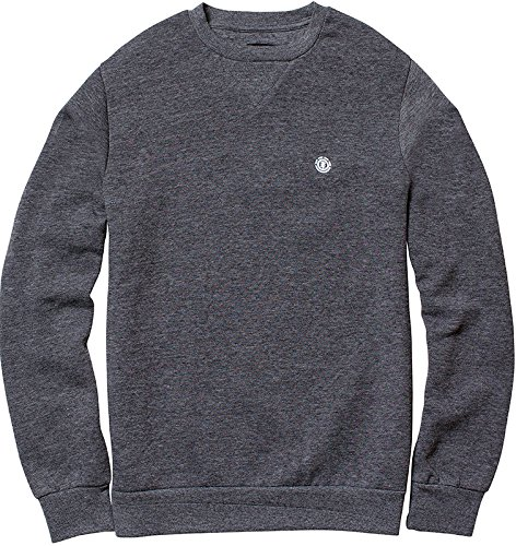 Maglione Element Protected Crew Charcoal Heather (M , Grigio)