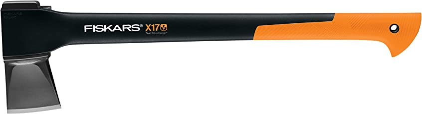 Fiskars X17 Splitting Axe, 23.5-Inch