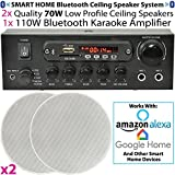 Best Amazon Antenna For Smart Tvs - SMART HOME BLUETOOTH SPEAKER SYSTEM – 2x Low Review