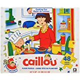 Caillou Floor Puzzle [48 Pieces - Cooking Fun]