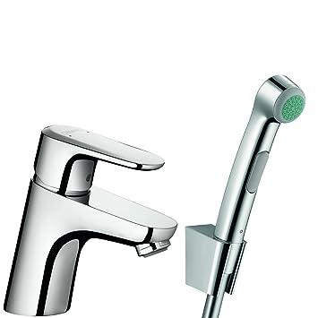 Robinet lavabo hansgrohe top mitigeur coolstart with robinet lavabo hansgrohe mitigeur de - Douchette wc castorama ...