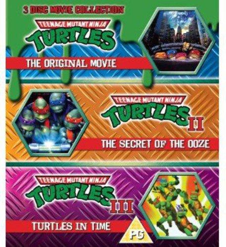 """Box T11 2014 Ninja Turtles Movie /""""PIED SOLDAT/"""" Action Figure Playmates"""