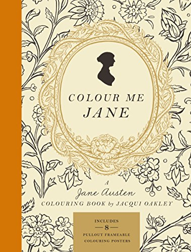 Colour Me Jane (Colouring Books)