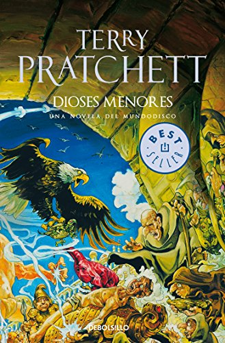Dioses Menores (Mundodisco 13) (Spanish Edition)