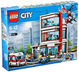 LEGO 60204 City Town City Hospital Building Set