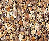 Gravier décoratif doré 20 mm 800 kg