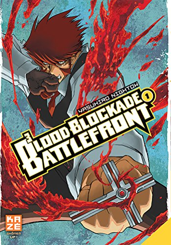 Blood Blockade Battlefront T01 par Yasuhiro Nightow