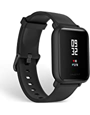 Amazfit Bip Lite Smart Watch (Black)