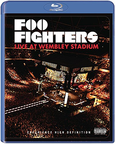 Preisvergleich Produktbild Foo Fighters - Live At Wembley Stadium [Blu-ray]