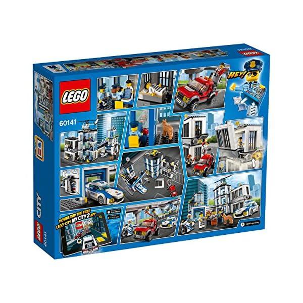LEGO- City Stazione di Polizia, 60141 3 spesavip