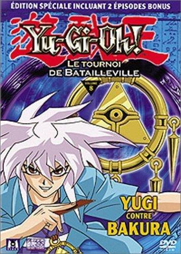 Yu-Gi-Oh ! - Saison 2, Partie 8 - Le tournoi de Batailleville : Yugi contre Bakura