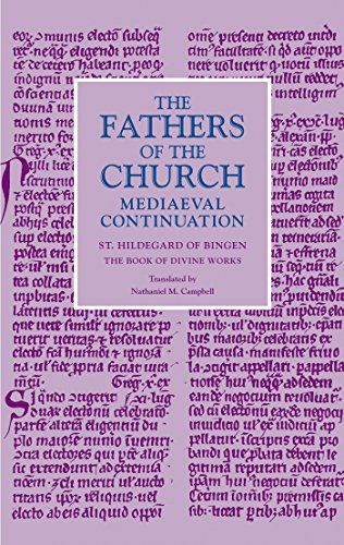 The Book of Divine Works (Fathers of the Church, Medieval Continuation)