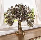 Baum aus Holz 50 cm hoch tolles Dekoobjekt in Handarbeit hergestellt
