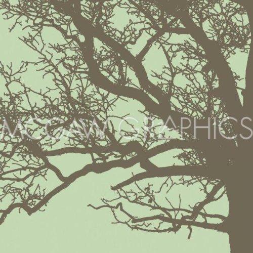 Winter Tree III von Erin Clark Kunstdruck