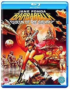 Barbarella (1968) [Blu-ray] [Region Free]