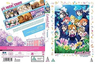 Love Live! School Idol Project: Season 2 [Edizione: Regno Unito] [Import italien]