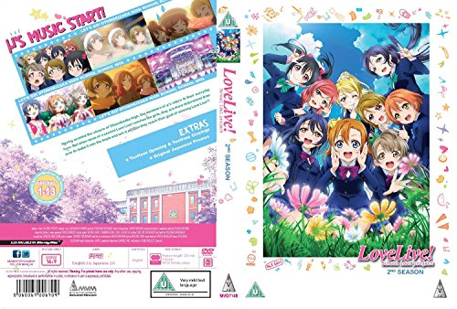 Love Live! School Idol Project: Season 2 [Edizione: Regno