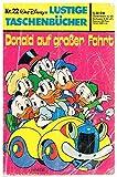 Lustiges Taschenbuch LTB Nr. 22 - Donald auf großer Fahrt Walt Disney LustigeTaschenbücher bei Amazon kaufen