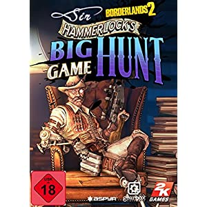 Borderlands 2 – DLC 3: Sir Hammerlock's Big Game Hunt [Mac Steam Code]