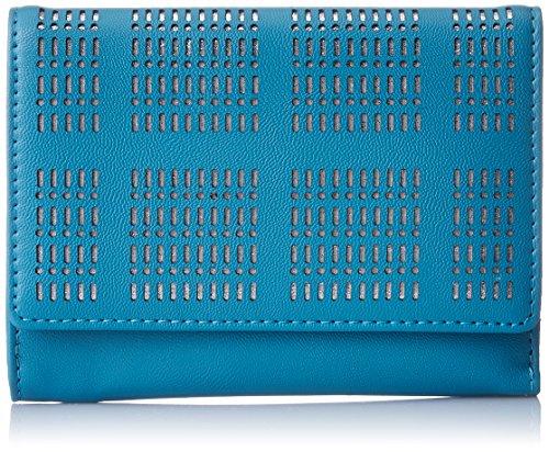 Butterflies Women's Wallet (Blue) (BNS 2337BL)