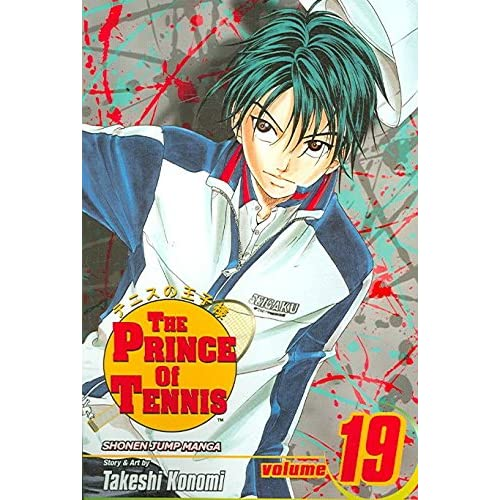 [The Prince of Tennis: v. 19] (By (author) Takeshi Konomi) [published: February, 2010]