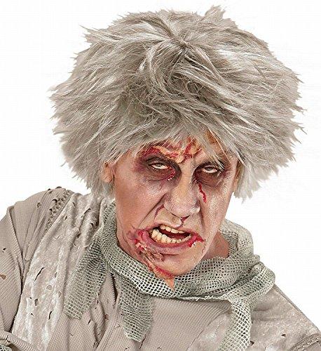 Imagen de widmann  peluca para disfraz de adulto zombi 6743