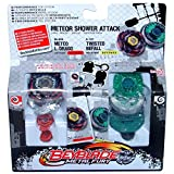 #1: AZi Beyblade Legends Stamina Top (2-Pack)