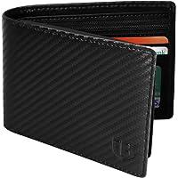 BIAL Mens Wallet, RFID Blocking Wallet, Wallets Mens, Bifold Wallet, Flip Wallet, Wallets for Men, Slim Bifold Wallet, 2…