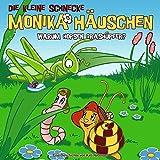 Die kleine Schnecke Monika Häuschen - CD / 11: Warum hopsen Grashüpfer?