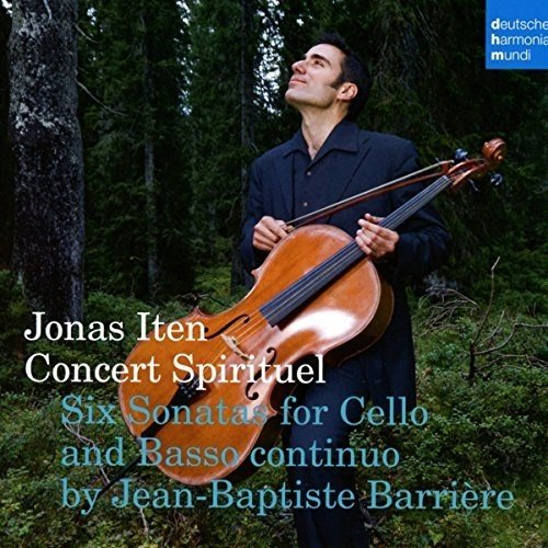 Barrière: Six Sonatas for Cello and Basso Continuo