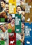 Die Rosenheim Cops - Staffel 1-5 (18 DVDs)