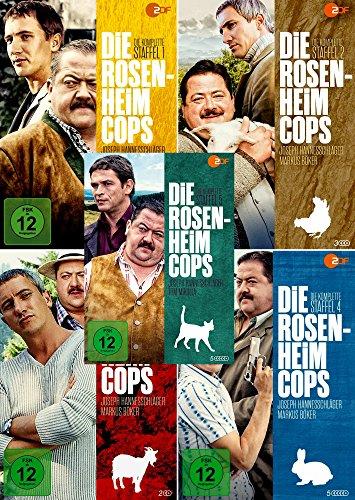 Staffel 1-5 Set (18 DVDs)