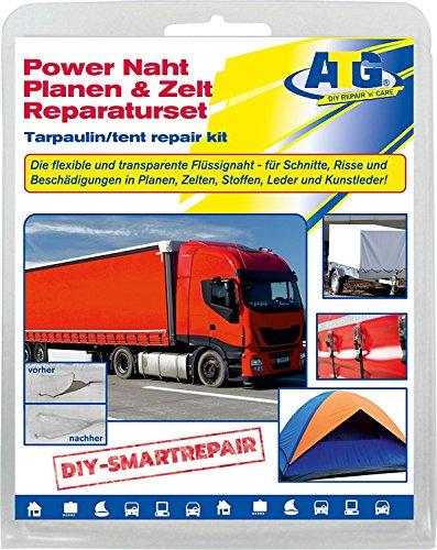 ATG Power Naht Planen - Zelt Reparaturset für LKW, Zelte, PKW, Anhängerplanen, PVC Planen, G024