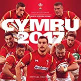 Welsh Rugby Official 2017 Square Calendar (2017 Calendar)