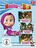 Mascha und der Bär - 3er-Box [3 DVDs]
