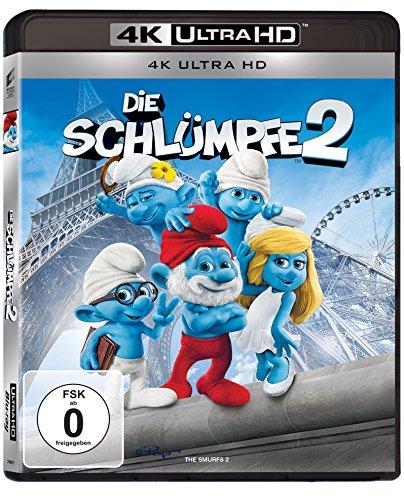 Die Schlümpfe 2 - 4k Ultra HD Blu-ray