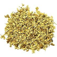Elderflowers Dried Herb Tea, Premium Quality, Free P&P to the UK (100g)